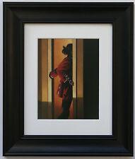 Su Parade by Jack Vettriano incorniciato & MOUNT ART PRINT CORNICE NERA