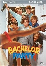 Bachelor Party 0024543016441 With Tom Hanks DVD Region 1