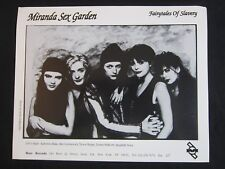 MIRANDA SEX GARDEN--PUBLICITY PHOTO*