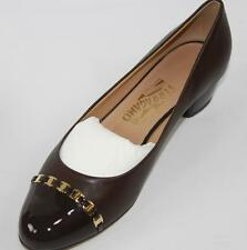 AUTH Salvatore Ferragamo Women Pim 3cm Heel Shoes 6B