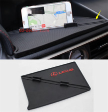 For Lexus IS300 200t 250/RC Dashboard Sticky Pad Non-Slip Mat Phone Coin Holder