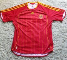 Adidas Spain 2006 World Cup Jersey Shirt Trikot Espana Iniesta Xavi mens large L