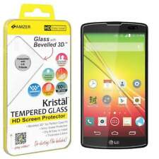 AMZER KRISTAL REAL HD TEMPERED GLASS FILM SCREEN PROTECTOR FOR LG TRIBUTE S660