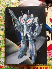 ALBUM COMPLETO JAPONES VINTAGE 30 CROMOS MACROSS ROBOTECH