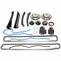 Fits Ford F150 5.4L 09-11 Timing Chain Kit+Cam Phasers+Cover Gasket FT54XLB06