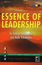 Essence of Leadership (Global Manager)-ExLibrary