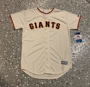 San Francisco Giants Majestic Replica Jersey Youth XL New With Tags