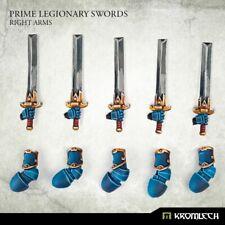 Prime Legionaries CCW Arms: Swords (right arms) Kromlech Resin KRCB268