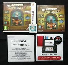 Professor Layton and the Azran Legacy 3DS 2DS - PAL UK - MINT CONDITION