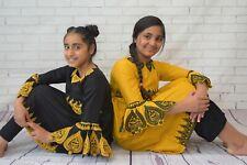 Girls Kurta Kids Pakistani Indian Kurti Summer Dresses Embroidery Kids Clothes