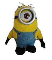 "2 pcs Minions Plush 4/"" Stuffed Animals Despicable Me/& Good Quality"