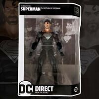 DC Essentials Action Figure Superman The Return of Superman Dc Collectibles