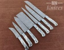 Damascus Chef Set