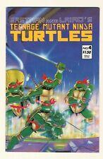 TEENAGE MUTANT NINJA TURTLES #4 2nd PRINT 1987 MIRAGE EASTMAN FN/VF