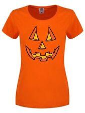 Halloween Cotton Blend Singlepack T-Shirts for Women