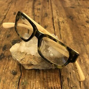 Eyebobs Reading Glasses Oh Shoot 881 19 +1.0 Bamboo Arms Tortoise Use For Rx!