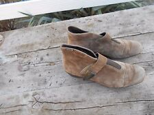 RARE CHAUSSURES  MEPHISTO T 39 SCRATCH MARRON A 19€ ACHAT IMM FP RED TBE  A VOIR