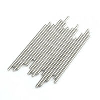 20pcs Round Shaft Rods Axles 304 Stainless Steel 1.6mm x 45mm for RC Toy Car