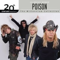Poison - Millennium Collection: 20th Century Masters [New CD]