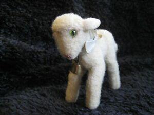 Rare 1953/74 German Steiff Lamb ! Lamby !
