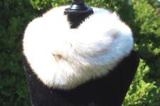 Vintage Genuine FOX FUR Cape Stole Scarf Wrap Coat-BEAUTIFUL!