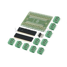 Expansion Board Terminal Adapter DIY Kit For Arduino NANO IO Shield V1.0