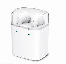 Apple iPhone 8 X 7 6 6 Plus Compatible Bluetooth Wireless In Ear Earbuds Headset