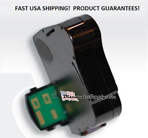 Neopost Ink Cartridge # ISINK2 c USPS Postage Ink Cartridge Fluorescent Red