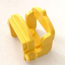 93086 LEGO 2 X Blu Amici Cavallo Sella con staffe e perno superiore