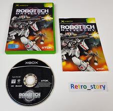 Microsoft Xbox Robotech Battlecry PAL