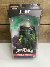 Marvel Legends Mysterio From The Lizard BAF