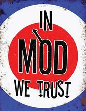 In Mod We Trust fridge magnet   (og)