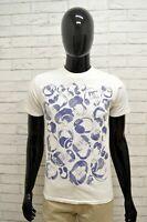 Maglia DC SHOES Uomo Taglia Size S Maglietta Shirt Man Manica Corta Cotone Slim