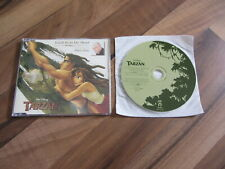 PHIL COLLINS You'll Be In My Heart OOP 1999 GERMANY CD single tarzan ost