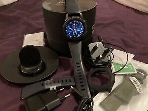 Samsung Gear S3 Frontier Smart Watch. Mint Condition