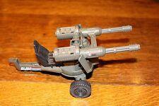 Vintage GI JOE 1983 Twin Battle Gun Action Figure Vehicle