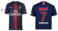 Trikot Nike Paris Saint-Germain 2018-2019 Home L1 - Mbappe 7 [128-XXL] PSG