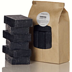 UNSCENTED CHARCOAL  Bar Soap