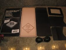 New - Cub Scout Billfold Leather Kit- BOY SCOUTS America BSA-Crafts Wallet Badge