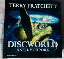 More details for discworld ankh-morpork board game in excellent condition - free postage