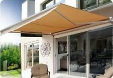 Retractable Patio Awning Canopy Outdoor Porch Sun Shade Shelter Garden Tent -NEW