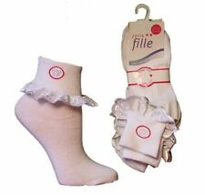 Polyamide Ankle Socks & Tights (2-16 Years) for Girls