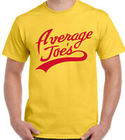 Average Joe's Gym - Dodgeball Movie - Mens Funny T-Shirt  Dodge Ball Joe Film
