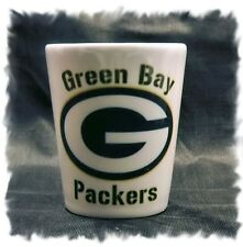 Green Bay Packers Ceramic Shot Glass