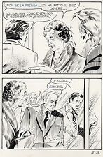 TRUANDS IMAGINATIFS  PLANCHE ORIGINALE ELVIFRANCE PAGE 38