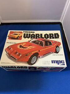 1978 Mpc Firebird Warlord Model