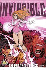 Invincible Comic Issue 136 Modern Age First Print 2017 Robert Kirkman Ottley