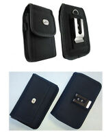 Vertical + Horizontal Rugged Case Cover Pouch Clip for Verizon Phones - NEW