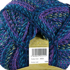 James C Brett Marble Chunky Knitting Wool Yarn 2 X 200g Balls Mc8