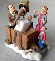 Dept 56  A Christmas Story Isn't It Beautiful? Figurine 805033 MODIFIED DAMAGED